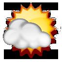 La météo de Monastir dans la journée : 28/9/2017 DSU3